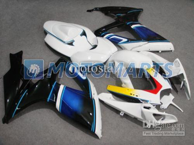Street Bike ABS Fairing Set K6 - Suzuki GSXR600/750 2006-2007