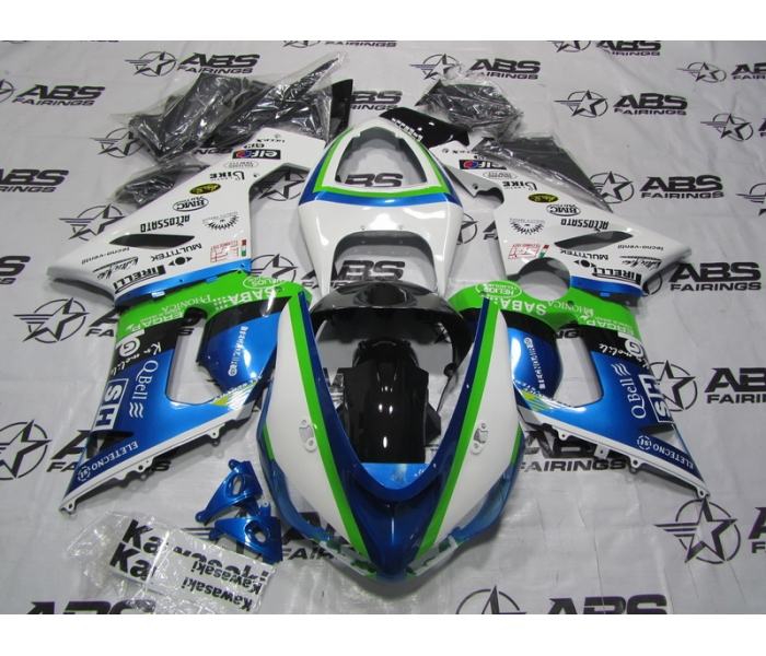 ABS Fairings O'Bell Edition - 05-06' ZX6R