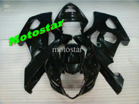 Black ABS Fairing Set K3 - Suzuki GSXR1000 2003-2004