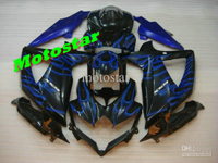 Blue Flames ABS Fairing Set K8 - Suzuki GSXR600/750 2008-2010