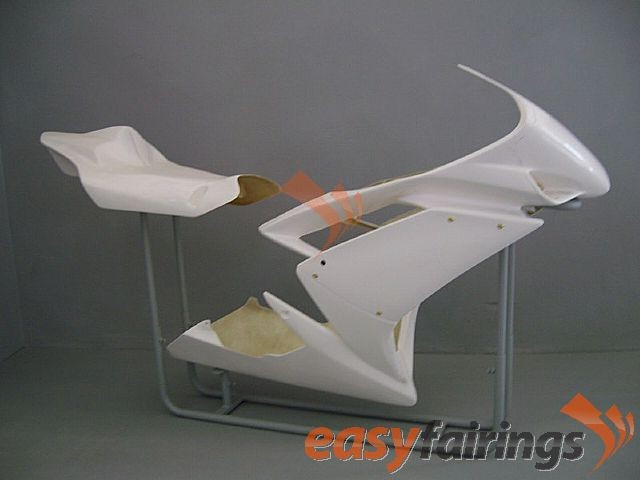 Easy Fairings 07-08 Yamaha R1 Fiberglass Race/Track Fairings