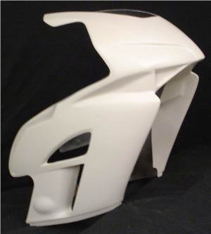 Sharkskinz 1 PIECE RACE UPPER CBR1000RR 2004-2005