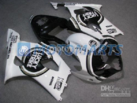 Lucky Strike ABS Fairing Set K3 - Suzuki GSXR1000 2003-2004