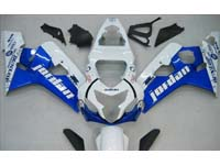 Jordan Fairing Set 10pc - Suzuki GSXR 600/750 2004-2005