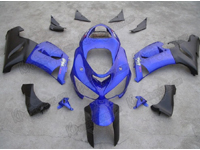 Blue/Black Fairing Set 21pc - Kawasaki ZX6R 2005-2006