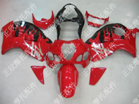 ZXMT Red ABS Fairing Set 18pc - Suzuki GSXR1300 1997-2007