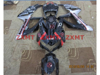ZXMT Jordan ABS Fairing Set 29pc - Suzuki GSXR600/750 2008-2009