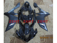 ZXMT Black ABS Fairing Set 26pc - Yamaha YZF-R1 2007-2008