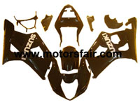 Suzuki GSXR 1000 2003-2004 ABS Fairing - Black