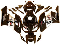 Honda CBR1000RR 2004-2005 ABS Fairing - West***No Honda Logos***