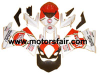 Suzuki GSXR 1000 2007-2008 ABS Fairing - Lucky Strike