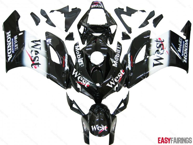 Easy Fairings 04-05 Honda CBR1000RR Fairings: West