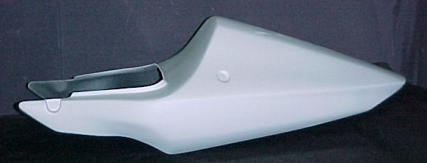 Sharkskinz RACE TAIL-uses stock seat - GSXR1000 2001-2002