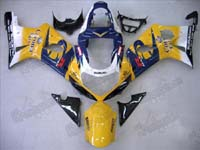 Corona Fairing Set 9pc - Suzuki GSXR 1000 2000-2002