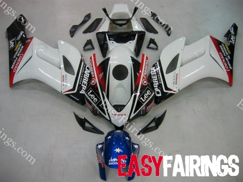 Easy Fairings 04-05 Honda CBR1000RR Fairings: Carrera/Lee