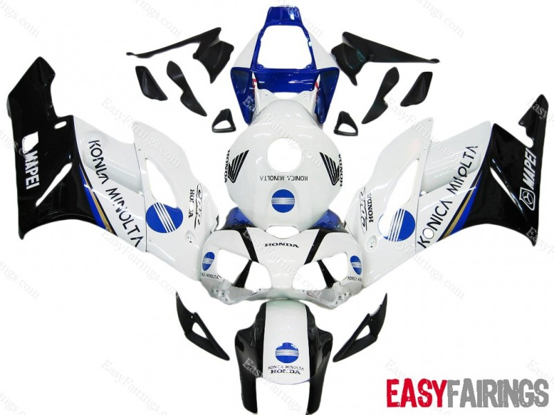 Easy Fairings 04-05 Honda CBR1000RR Fairings: Konica Minolta