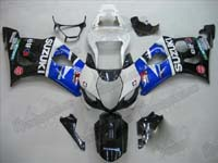 Matt Mladin Fairing Set 9pc - Suzuki GSXR 1000 2003-2004