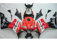 Repsol Red Full Fairing Set 23pc - Honda CBR600RR 2007-2008