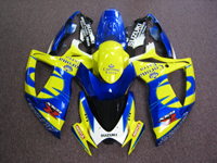 Corona Type 1 ABS Fairing Set 23pc - Suzuki GSXR 600/750 2006-2007