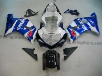 Type 22 ABS Fairing Set 9pc - Suzuki GSXR 600/750 2001-2003