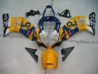Type 9 ABS Fairing Set 9pc - Suzuki GSXR 600/750 2001-2003