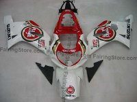 Type 5 ABS Fairing Set 9pc - Suzuki GSXR 600/750 2001-2003