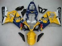 Corona ABS Fairing Set 10pc - Suzuki GSXR 600/750 2004-2005