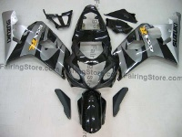 Type 5 ABS Fairing Set 10pc - Suzuki GSXR 600/750 2004-2005