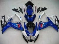 Type 10 ABS Fairing Set 23pc - Suzuki GSXR 600/750 2006-2007