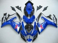 Type 1 ABS Fairing Set 23pc - Suzuki GSXR 600/750 2006-2007