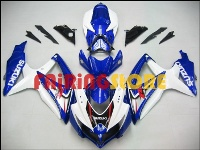 Suzuki GSX-R 600/750 2008-2009 Fairings - Type 26
