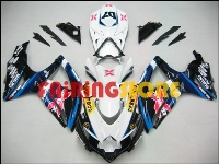 Suzuki GSX-R 600/750 2008-2009 Fairings - Type 18
