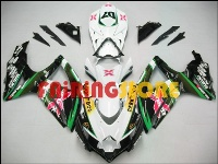 Suzuki GSX-R 600/750 2008-2009 Fairings - Type 15