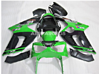 ABS Fairings Elf Racing 21pc Fairing Set - Kawasaki ZX6R 2005-2006