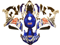 Fiat Fairing Set 20pc - Yamaha R1 2007-2008