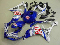 Fiat 15pc Fairing Set - Yamaha YZF-R1 2007-2008