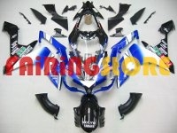 Type 1 ABS Fairing Set - Yamaha R1 2007-2008
