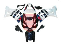 Blue/White ABS Fairing Set 9pc - Suzuki GSXR1000 2003-2004