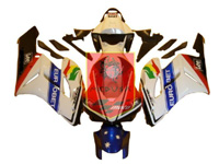 Aftermarket Eurobet ABS Fairing Set 19pc - Honda CBR1000RR 2004-2005***No Honda Logos***