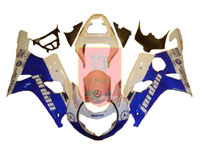 Jordan ABS Fairing Set 9pc - Suzuki GSXR1000 2000-2002