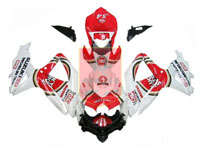Lucky Strike ABS Fairing Set 29pc - Suzuki GSXR600/750 2008-2009