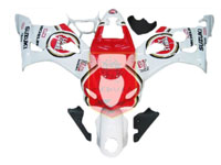 Lucky Strike ABS Fairing Set 9pc - Suzuki GSXR1000 2003-2004