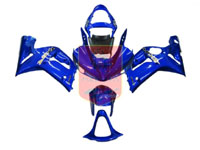 Noble Blue ABS Fairing Set 7pc - Kawasaki ZX6R 2003-2004