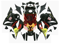 Aftermarket RedBull ABS Fairing Set 25pc - Honda CBR600RR 2009-2010***No Honda Logos***