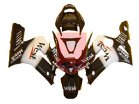 West ABS Fairing Set 7pc - Kawasaki ZX6R 2003-2004