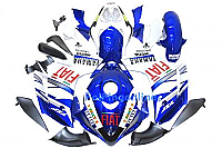 Fiat Type 1 ABS Fairing Set - Yamaha R1 2007-2008