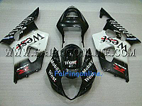 Suzuki GSXR 1000 2003-2004 ABS Fairing Set - West