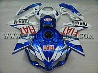 Fiat Type 2 ABS Fairing Set - Yamaha R1 2007-2008