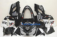 KAWASAKI NINJA ZX6R 05-06 ABS Fairing West