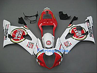 Suzuki GSXR 1000 2003-2004 ABS Fairing Set - Lucky Strike